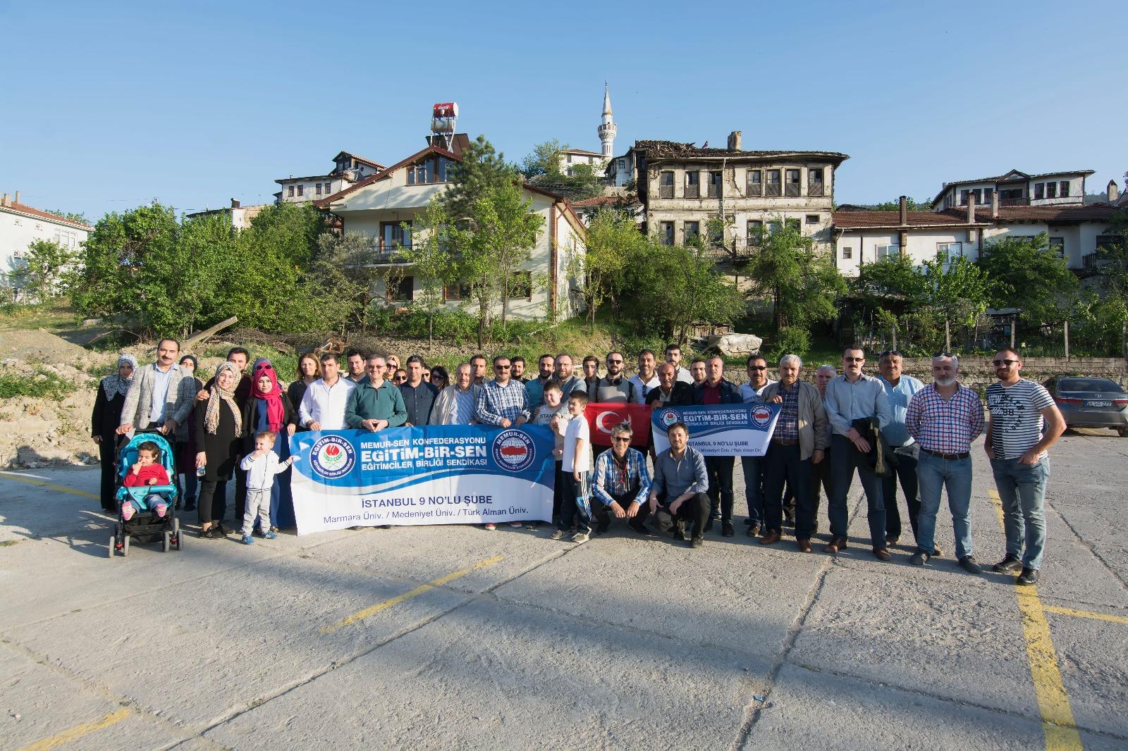 Maşukiye Taraklı Göynük Mudurnu Gezi Turumuz